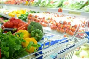 Nông sản có khi phải vào siêu thị bằng 'cửa sau'