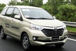 Giá lăn bánh xe 7 chỗ Toyota Avanza tại Việt Nam