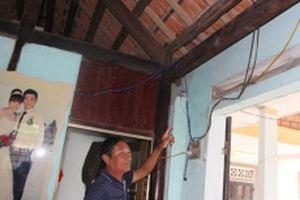 Hà Tĩnh: Xuất hiện cơn địa chấn gây rung lắc nhà cửa