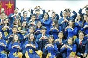 28 đại biểu Việt Nam tham gia Tàu thanh niên Đông - Nam Á 2018