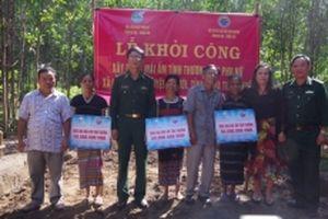 Hỗ trợ xây nhà ở cho hộ nghèo biên giới tỉnh Thừa Thiên - Huế