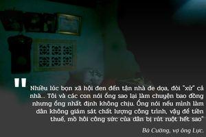Ông Lực 'khùng' bóc mẽ sai phạm tuyến cao tốc Đà Nẵng - Quảng Ngãi