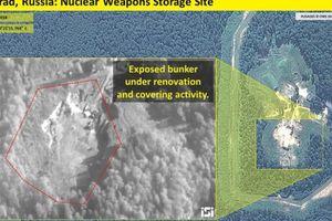 Ảnh vệ tinh: Nga ồ ạt nâng cấp cơ sở quân sự gần NATO