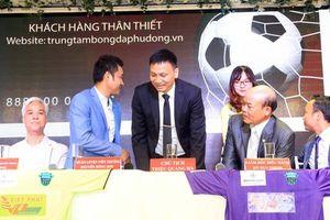 Ông chủ Triệu Quang Hà nói lý do ưu ái HLV Nguyễn Hồng Sơn