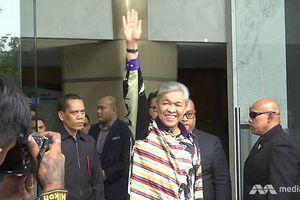 Cựu Phó Thủ tướng Malaysia Ahmad Zahid Hamidi bị bắt vì tham nhũng