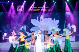 'Đất nước tình yêu' lần 3 - món quà âm nhạc mừng ngày Phụ nữ Việt Nam