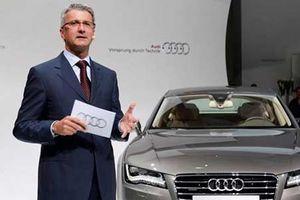 Hãng xe Audi bị phạt 926 triệu USD vì gian lận khí thải