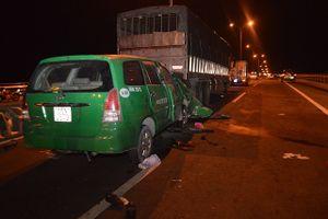 Vụ 3 người chết trên cầu Cần Thơ: Tạm giữ tài xế xe tải