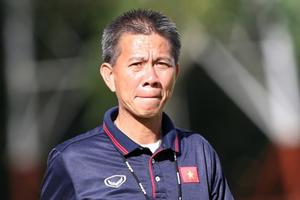 HLV Hoàng Anh Tuấn dùng đòn tâm lý khích lệ cầu thủ U19 Việt Nam