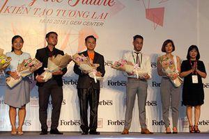 Forbes Việt Nam - ấn phẩm của Báo Văn Hóa tổ chức Hội nghị phụ nữ Women's Summit 2018