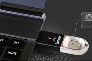 Lexar giới thiệu phiên bản USB siêu bảo mật