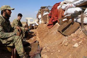 Hoãn binh tại Syria