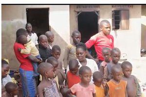 Cuộc đời đầy nước mắt của người mẹ 40 tuổi sinh 44 đứa con