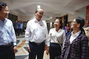 Cử tri hiến kế nối phố đi bộ Nguyễn Huệ với chuỗi công trình Thủ Thiêm
