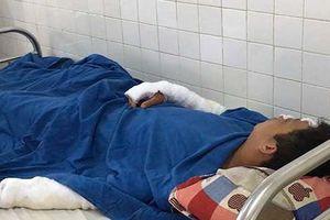 Nổ tàu cá ở Quảng Ngãi, 1 người chết, 13 người bị thương
