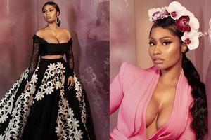 Nữ rapper Nicki Minaj khoe vóc dáng nóng 'bỏng mắt'
