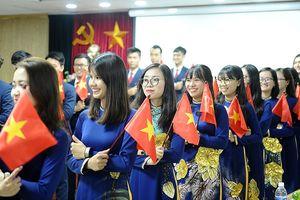 28 đại sứ Việt Nam trên Tàu Thanh niên Đông Nam Á - Nhật Bản