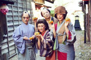 Không khí Halloween tràn ngập tại Edo Wonderland