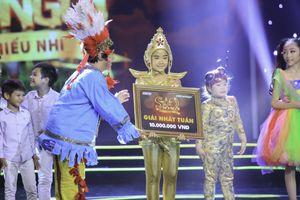 Đầu tư khủng, bé Tô Anh Thư giành giải nhất tuần với Vương quốc Phù Nam