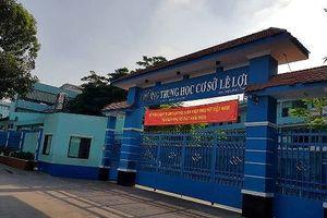 Nam sinh Trường Lê Lợi bị đột quỵ khi đang học trong lớp