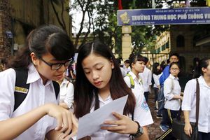 Hà Nội chính thức bỏ cộng điểm nghề trong tuyển sinh lớp 10
