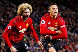 Đội hình MU đấu Chelsea: Rashford và Sanchez hãy bừng sáng!