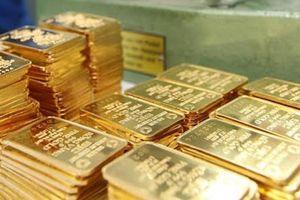 Giá vàng quay đầu tăng ngược chiều thế giới