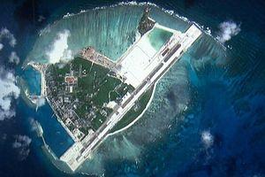 Mỹ lại điều máy bay chiến lược B-52 đến gần các đảo tranh chấp ở Biển Đông