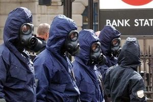 Cảnh báo nguy cơ tấn công khủng bố bằng vũ khí sinh hóa
