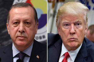 Thổ Nhĩ Kỳ dọa đánh người Kurd ở Syria: 'Vuốt mặt không nể' mũi Mỹ?