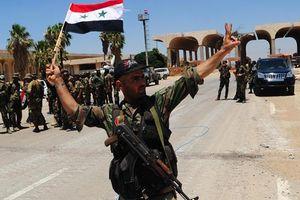 IS vi phạm thỏa thuận, quân đội Syria khai hỏa dữ dội vào Sweida