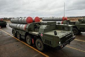 Máy bay Mỹ 'nhòm ngó' tên lửa S-300 tại bờ biển Syria