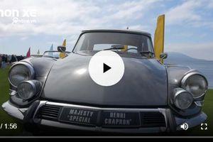 Clip: Mercedes-Benz EQ Silver Arrow - 'Mũi tên bạc' chạy điện