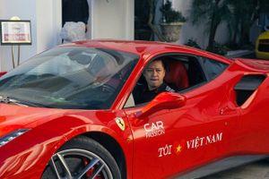 Tuấn Hưng sẽ phải chi bao tiền để sửa chữa Ferrari 488 GTB?