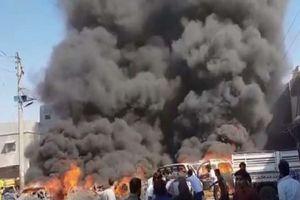 Thủ lĩnh khủng bố và các tay súng thành viên cùng bỏ mạng ở Lattakia - Syria