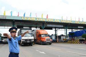 TP.HCM: Thu phí không dừng tại trạm BOT An Sương - An Lạc từ ngày 27/10