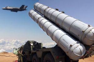 Khi tên lửa S-300 đối đầu với máy bay tàng hình F-35