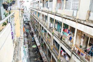 TP Hồ Chí Minh: Ngổn ngang nhiều công trình dang dở