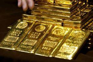 Biên bản cuộc họp của Fed chi phối giá vàng châu Á