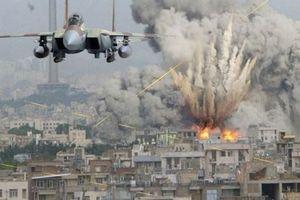 Chiến sự Syria: Liên quân Mỹ không kích nhầm vào nhóm phiến quân SDF ở Deir Ezzor