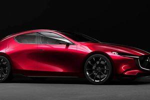 Mazda3 2019 lộ diện, sắp được trưng bày tại Triển lãm ô tô Los Angeles 2018