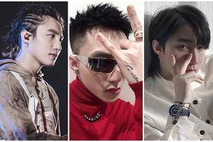 Chỉ trong một năm, ca sĩ Sơn Tùng đã thay đổi 6 kiểu tóc với mái tóc đen!