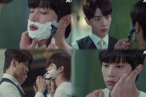 'The Beauty Inside': Khán giả nói gì về cảnh cạo râu 'lãng mạn' của Lee Min Ki và Kim Min Suk?