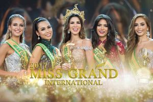 Phải chăng đây chính là người đẹp đã được… sắp đặt cho danh hiệu Miss Grand International 2018?