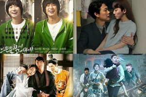Cười rụng hàm với loạt ảnh ghép 'lầy lội' nhất lịch sử phim Hàn Quốc