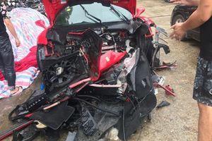 Tuấn Hưng sẽ mất bao nhiêu tiền để sửa Ferrari 488 GTB vừa gặp tai nạn nát đầu?