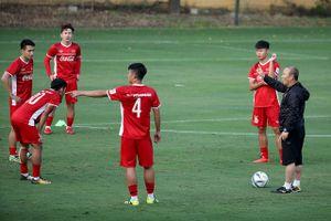 Đội tuyển Việt Nam có mạo hiểm với phương án thay thế Văn Thanh?