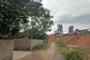 Nghệ An: Dân 'kêu trời' vì Nhà máy xi măng Sông Lam gây ô nhiễm