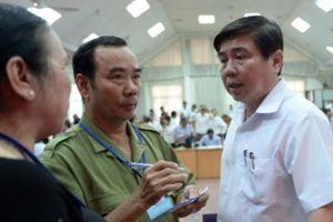 Chủ tịch TP.HCM xin lỗi người dân Thủ Thiêm, cam kết xử lý nghiêm khắc cán bộ sai phạm