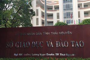 Bằng chứng về sự 'vô cảm' đi 'ăn chơi' của lãnh đạo Sở GD&ĐT tỉnh Thái Nguyên